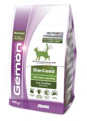 2232 GEMON Cat Sterilized Turkey 31/12,5