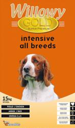 2824 WILLOWY GOLD Dog High Activity/Intensive All Breeds 32/21
